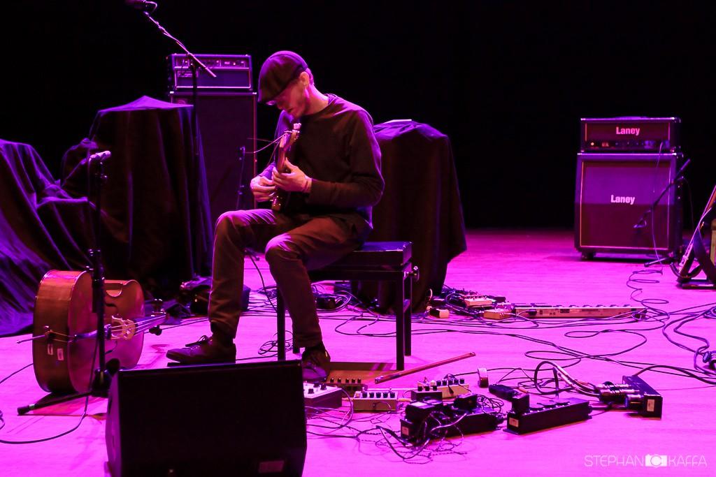 Svarte Greiner/ Eric Thielemans/ Gareth Davis