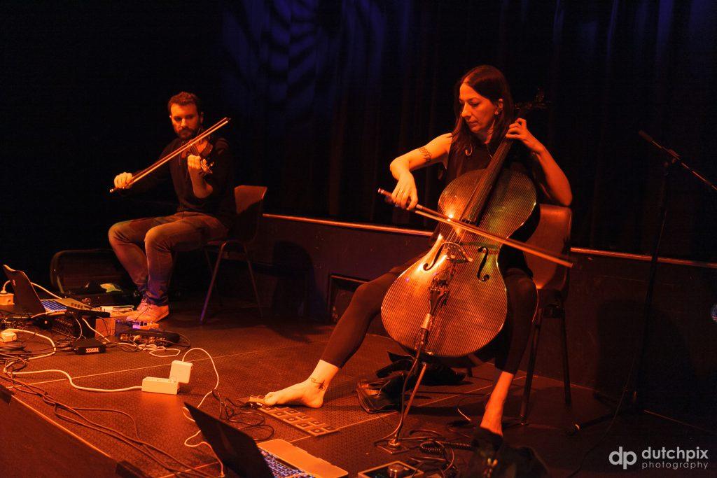 Julia Kent + Christoph Berg